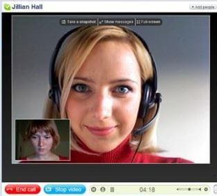 Anonymous video chat