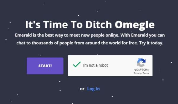 Emerald Chat | Omegle World Video Chat