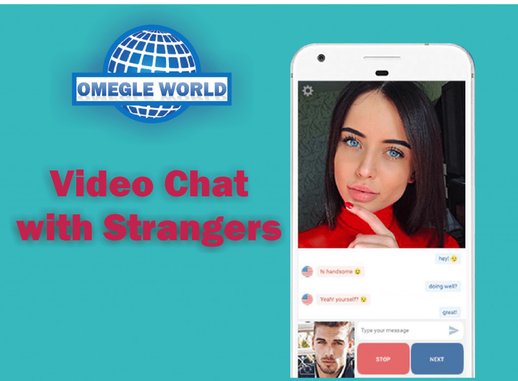 video chat with strangers