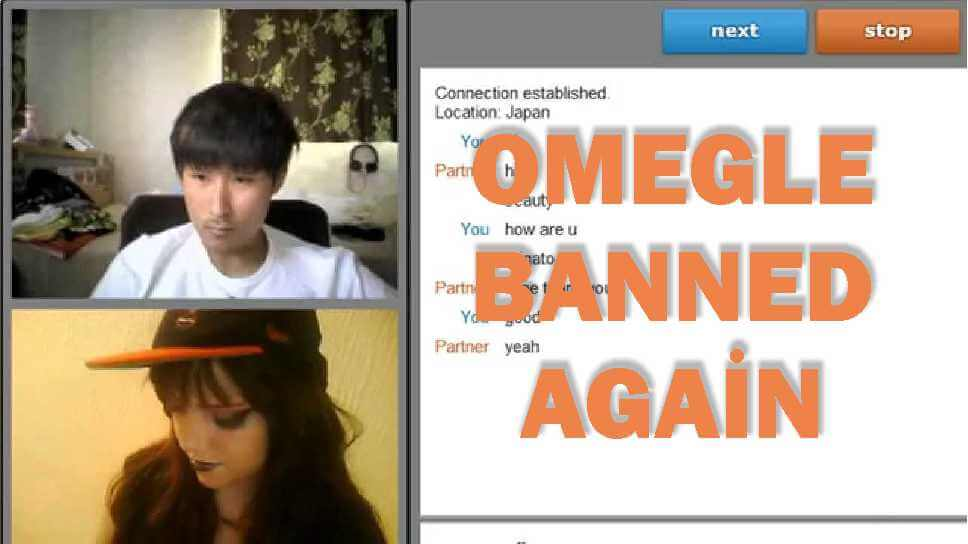 omegle banned again
