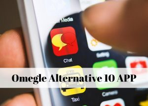 Omegle Alternative 10 APP